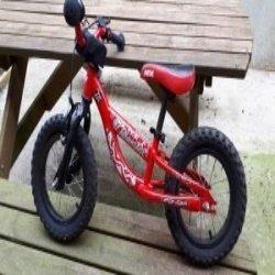 bicicleta infantil sense pedals