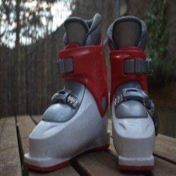 botes esqui infantil