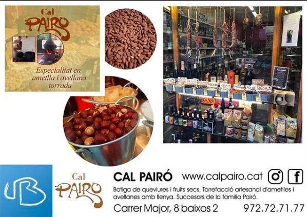 Cal Pairó Ribes de Freser