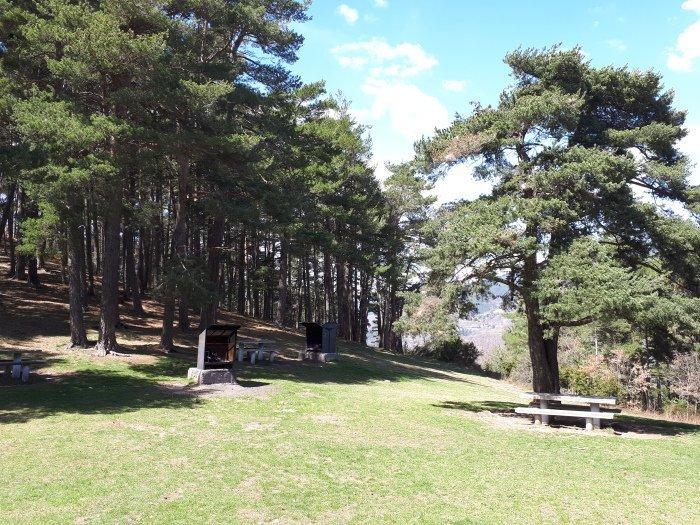 zona de picnic de sant antoni