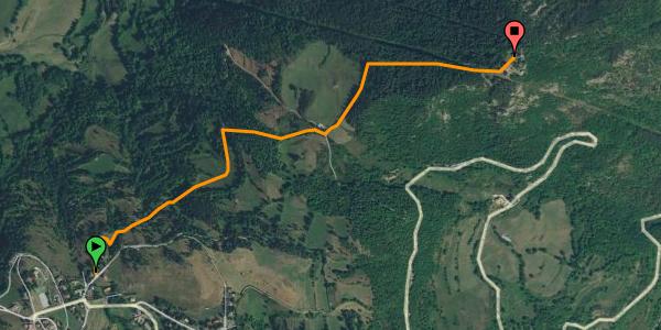 mapa ruta sant antoni
