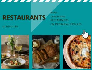 Banner de restaurants al Ripollès